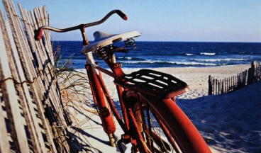 %22Beach Bike%22 By Patti Kelly