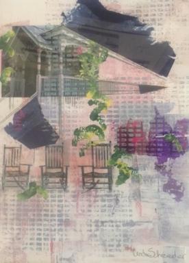 """""""Memories on the Porch"""" - Linda Schroeder"""