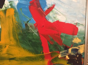 Tracy Bouvette Painting 04 detail