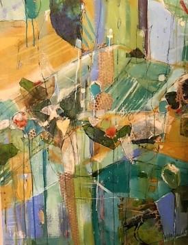 """""""Summer Bloom"""" by Joan Sobel"""