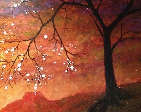 """Dawn, Early Spring"" by Skip Gosnell"