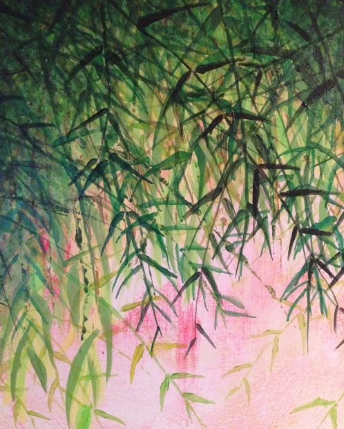 """""""Bamboo Curtain"""" by Skip Gosnell"""